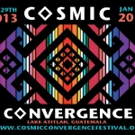 Cosmic Convergence Sticker